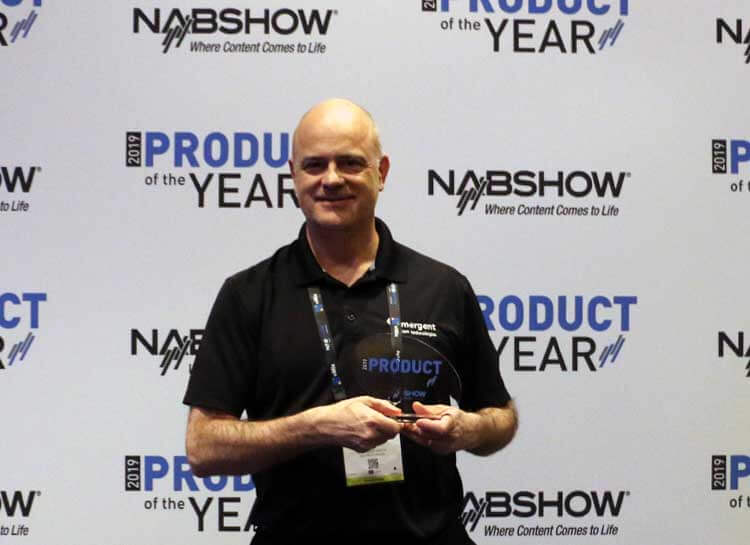 BOLT HB-30000 wins NAB Award 2019