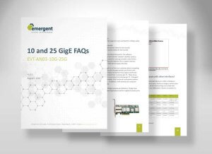 10 and 25GigE White Paper Download