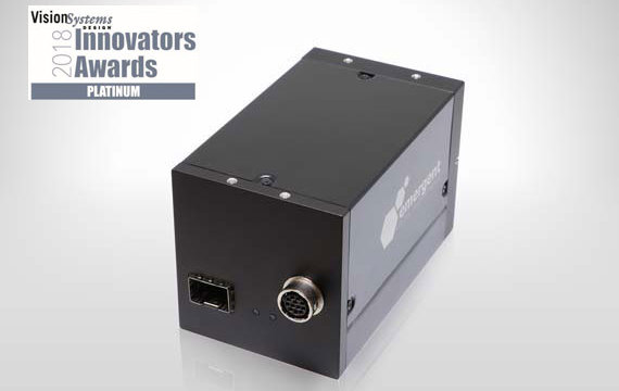 HB-50000 Winner of 2018 Innovators Awards: Platinum-level