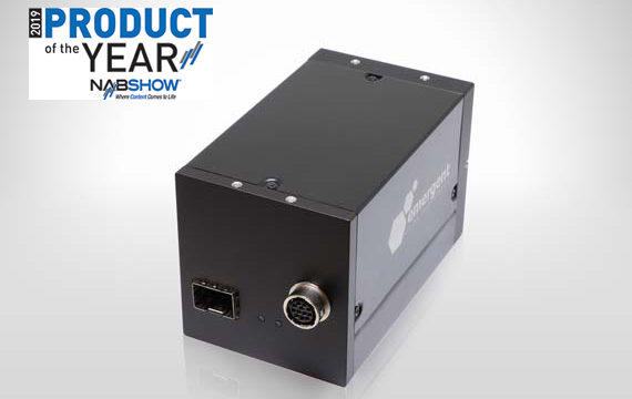 HB-30000 2019 NAB Product of the Year Award