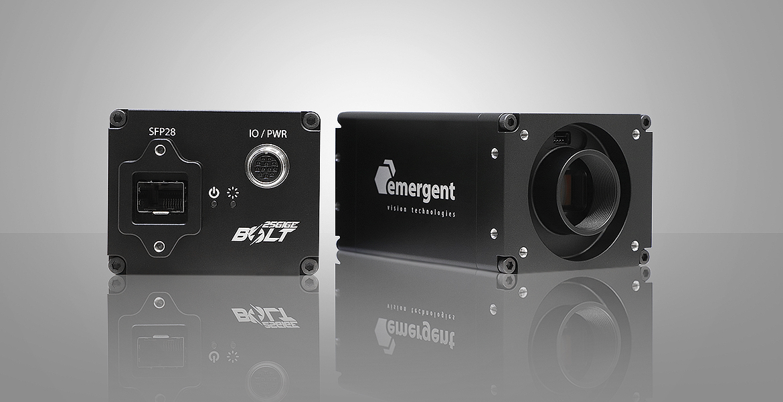 25GigE BOLT camera