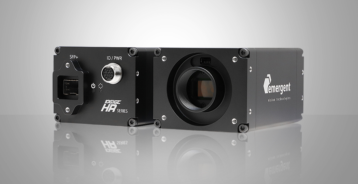 10GigE HR-Series Front and Back
