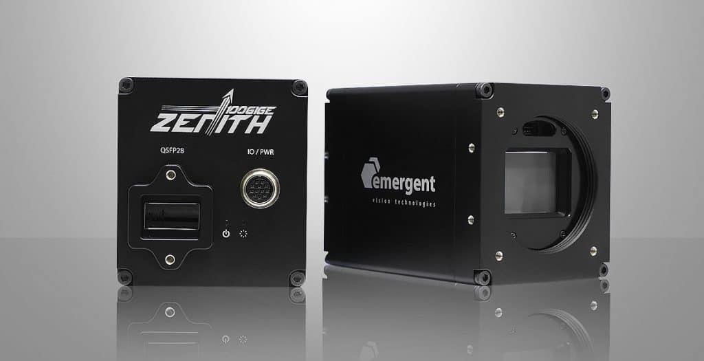 100GigE Zenith cameras