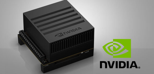 Now Supporting NVIDIA® Jetson AGX Xavier™