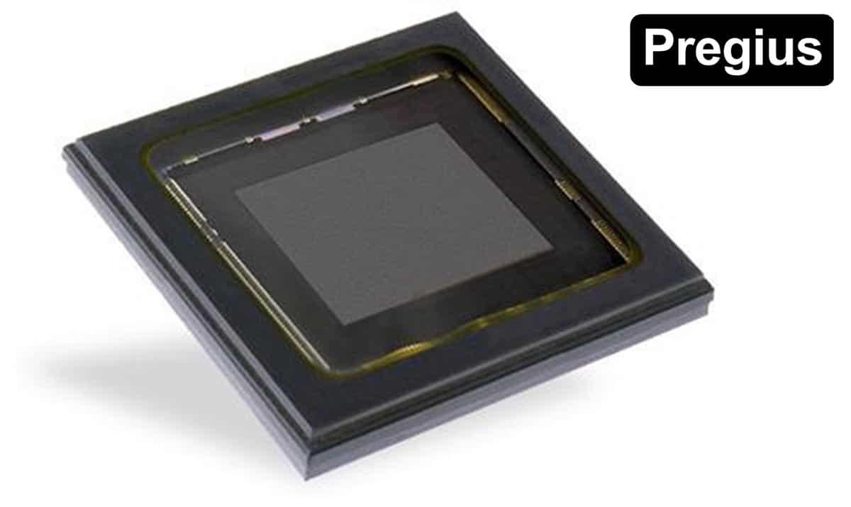 Figure 1: Sony Pregius CMOS image sensor