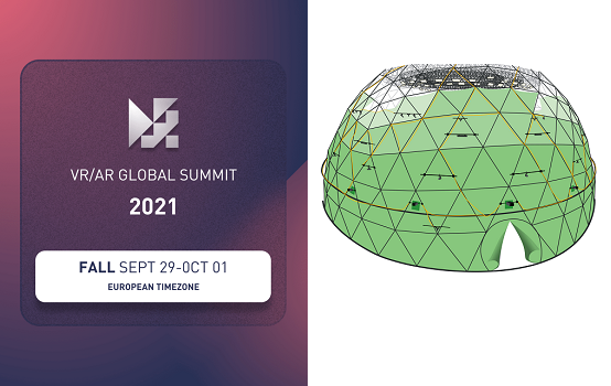 Join Us at the Fall VR/AR Global Summit